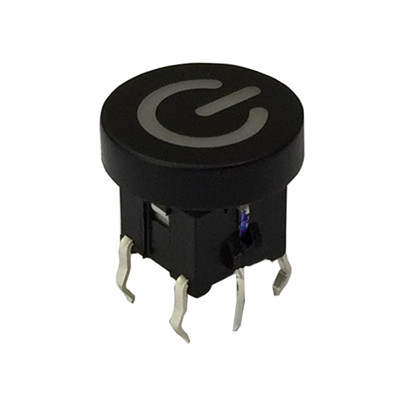 10mm Momentary Micro LED Button Switch