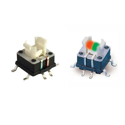 RGB SMD PC Power Button On Off Switch