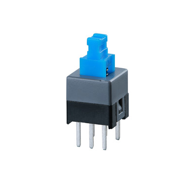7*7mm 6pin DIP Type Tact Switch Push Button Switch